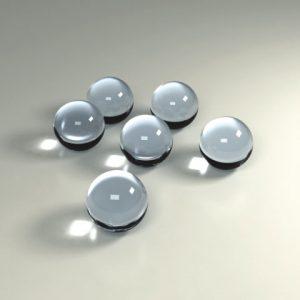 Microesferas de vidrio