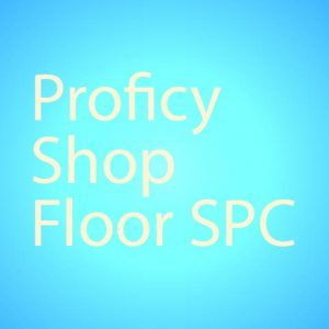 Proficy Shop Floor SPC