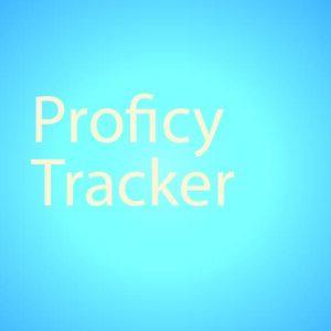 Proficy Tracker
