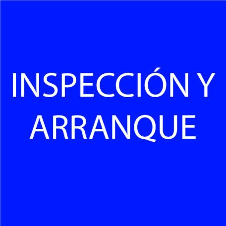 INSPECCION Y ARRANQUE