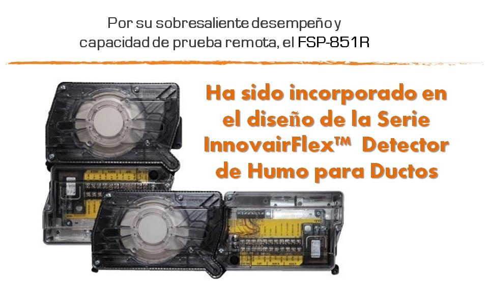 Detector de Humo para Ductos img