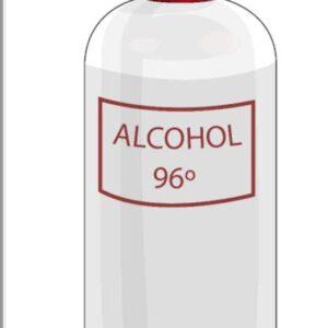 ALCOHOL ETILICO 96% EXTRANEUTRO